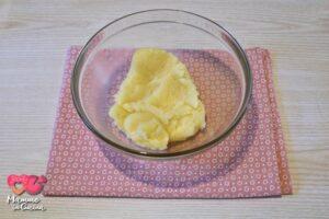 preparazione Pasta choux