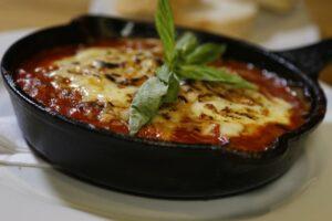 Lasagnetta in padella