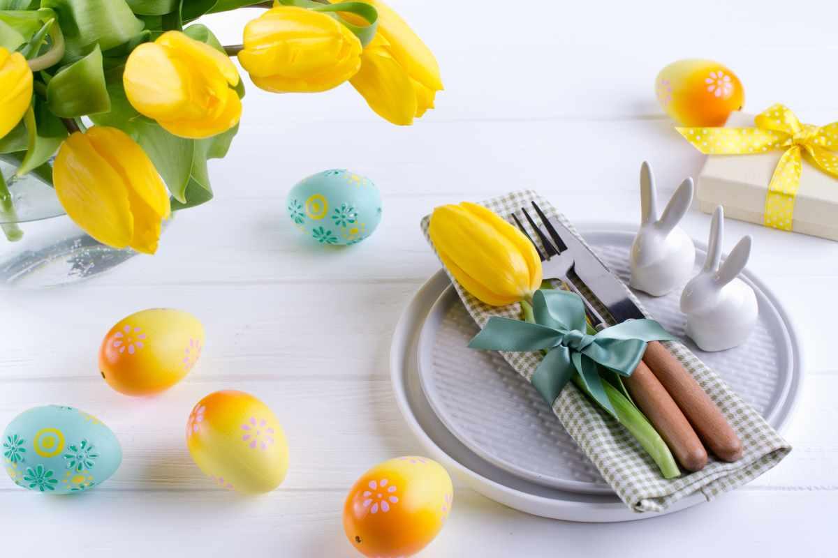 Menù di Pasqua