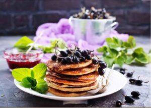 pancake piatto