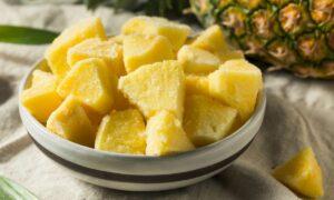 mimosa gelato ananas