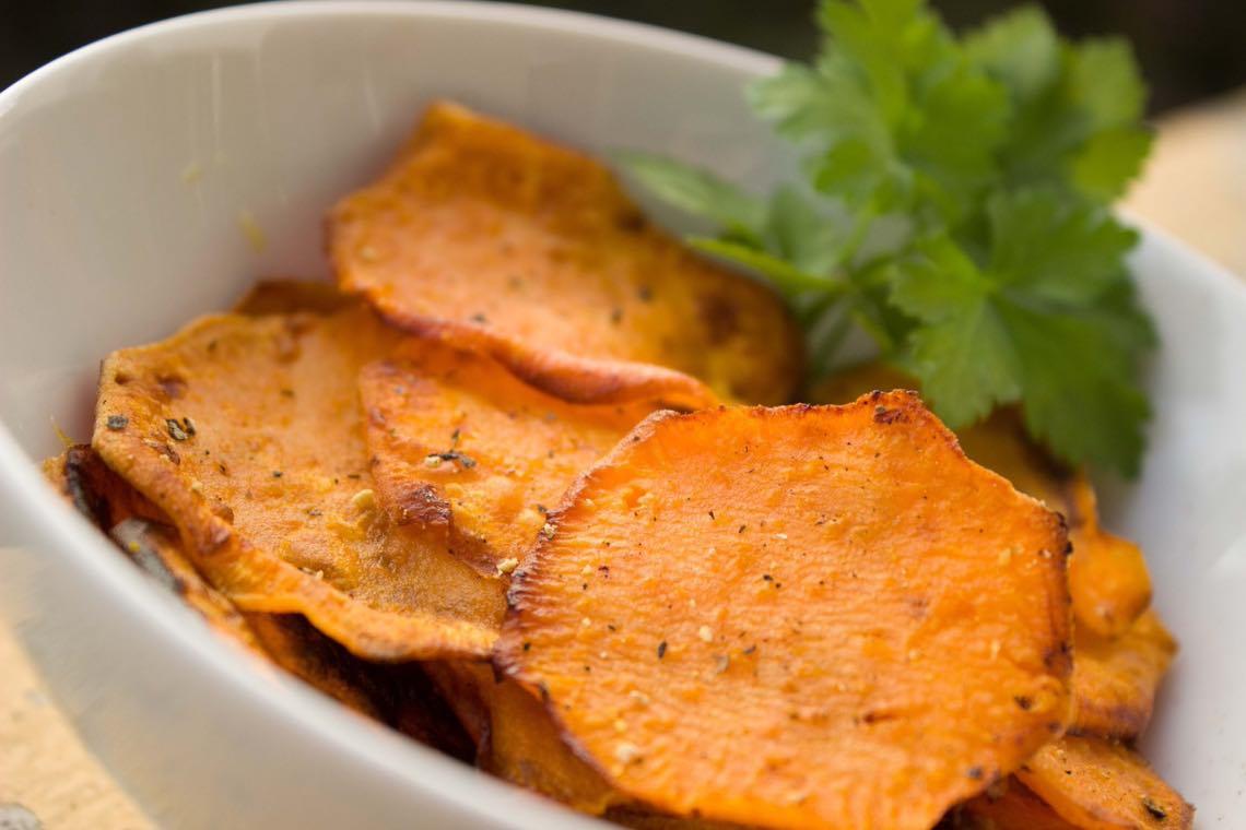 ricetta patate dolci