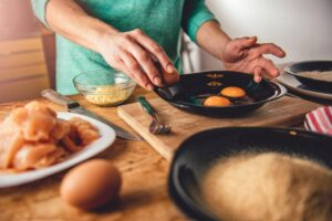 ricetta con impanatura