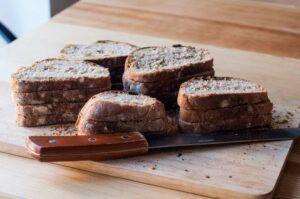 ricetta con pane