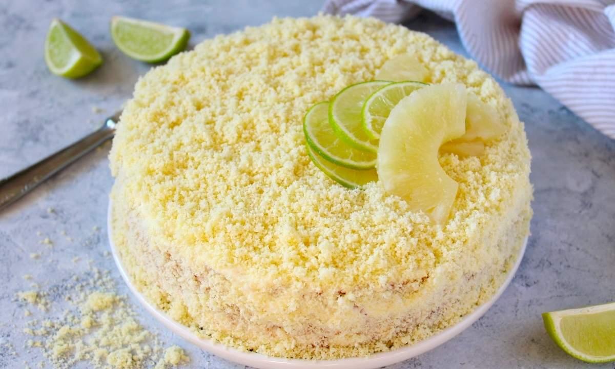 torta gelato mimosa
