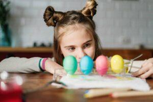 uova ad asciugare