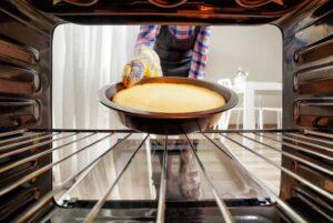 Torta in forno