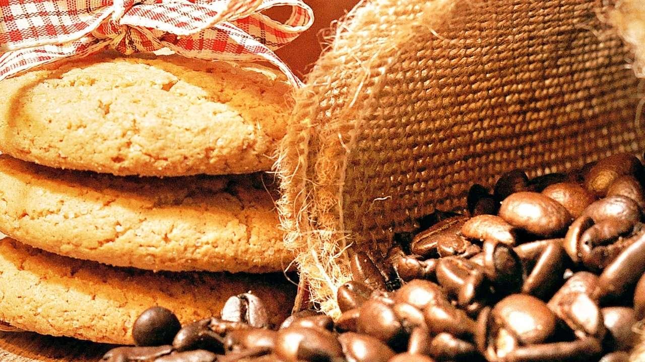 pasta frolla caffè