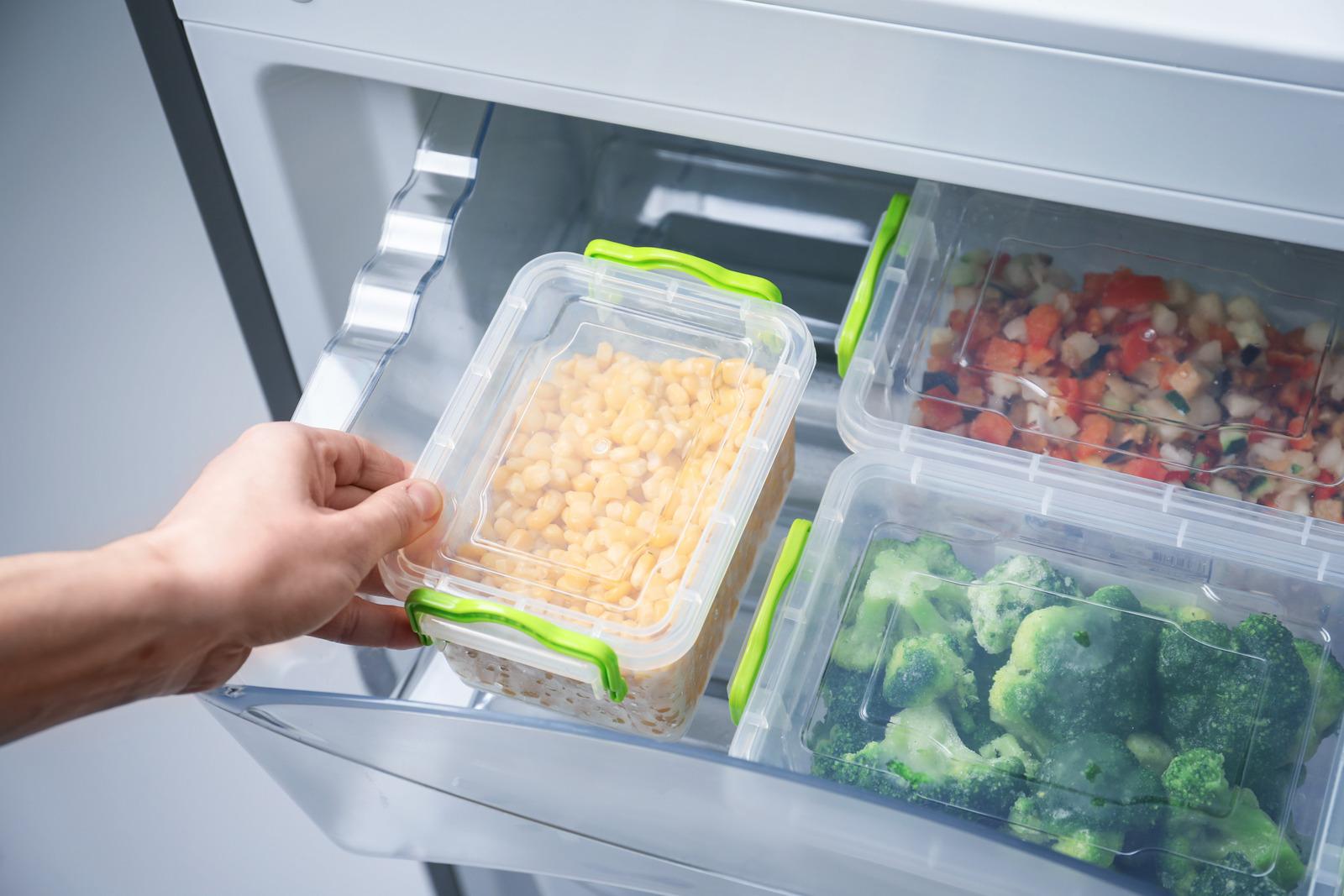 conservare alimenti