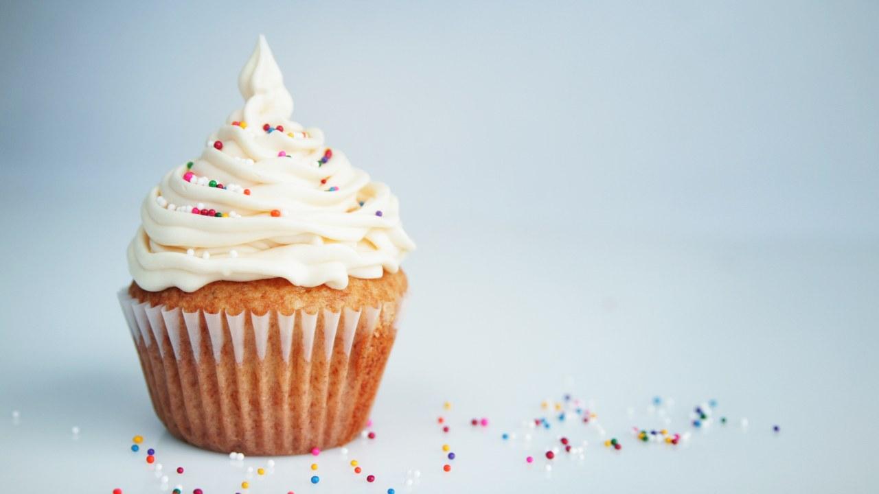 ciaramicola cupcake
