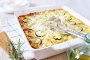 zucchine parmigiano pangrattato