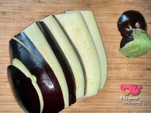 ricetta con melanzane