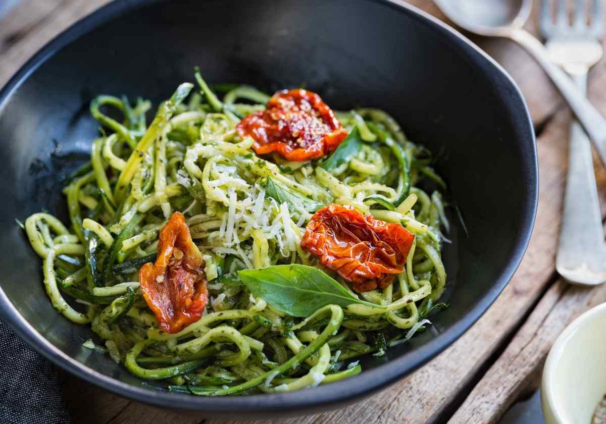 pasta di zucchine