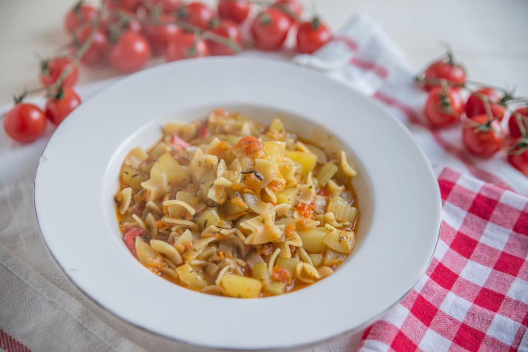 ricette pasta e patate