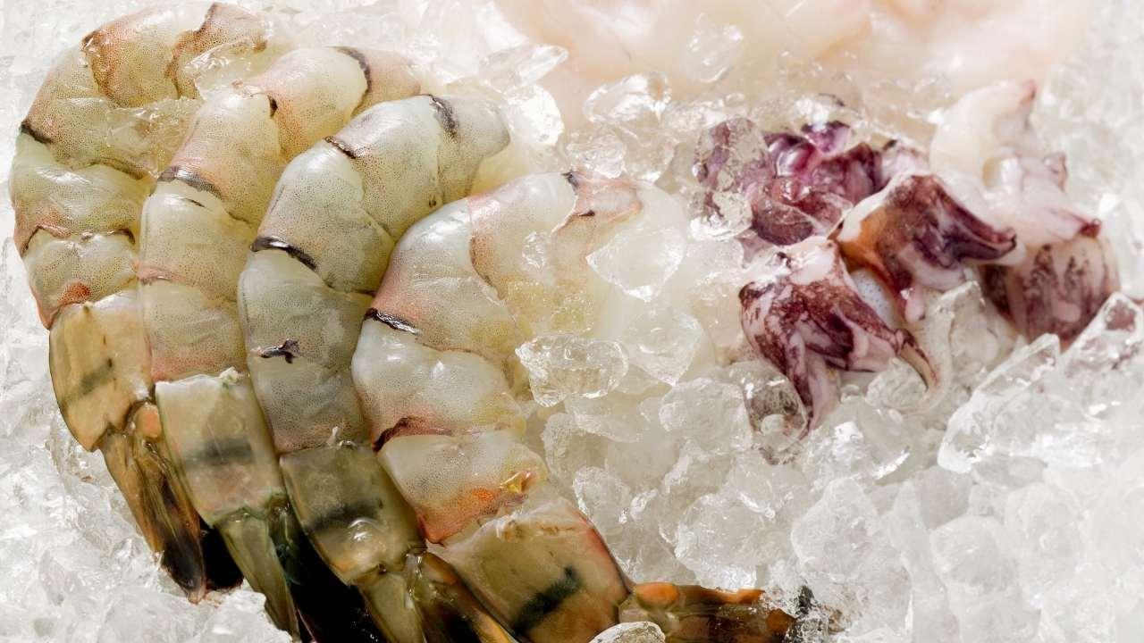 spiedini pesce trucchi