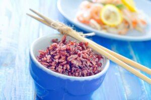 insalata riso rosso