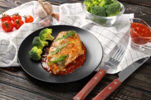 Parmigiana senza parmigiano al forno