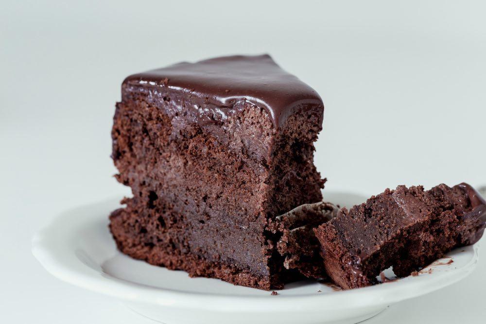 Dolce al cioccolato per colazione