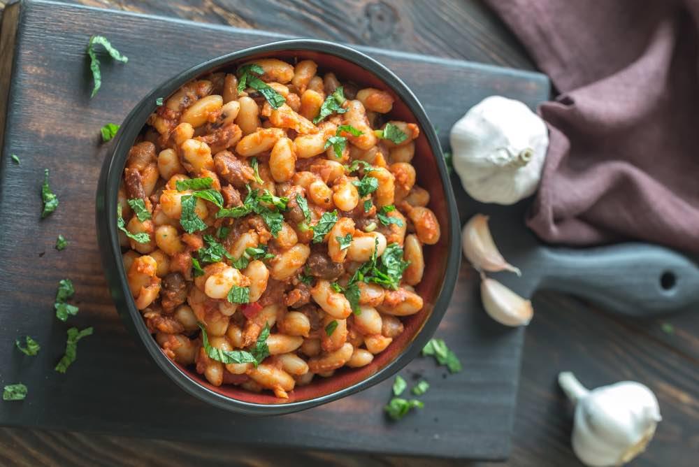 Fagioli alla veneta: la ricetta cremosa della tradizione