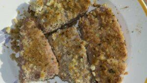 tonno crosta pistacchi