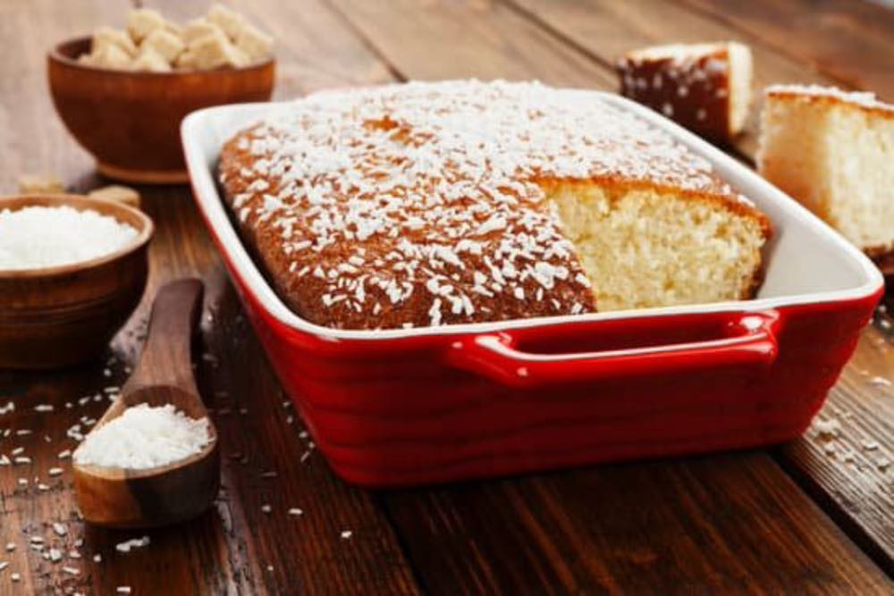 ricetta torta cocco