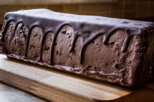 Semifreddo cioccolatoso con soli 3 ingredienti,