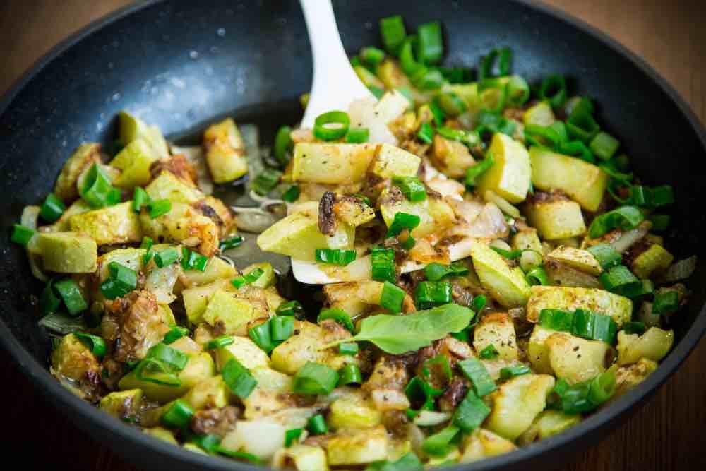 il segreto per cucinare delle zucchine perfette