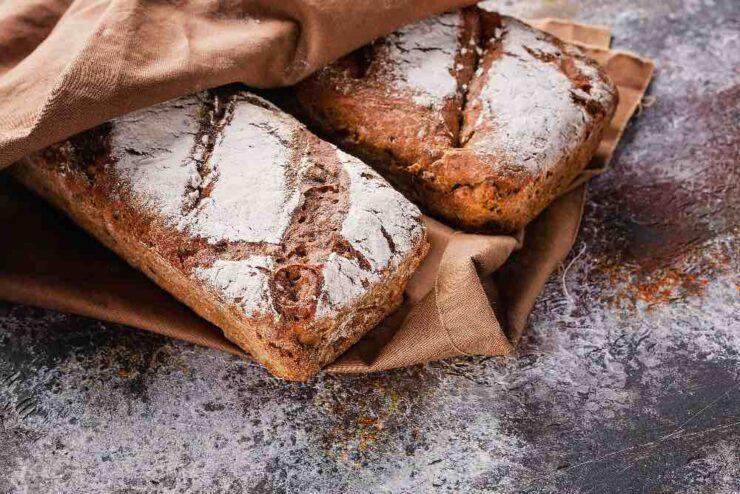 Pane senza lievito zero fatica