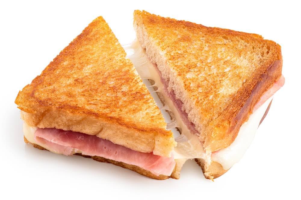 toast perfetto senza tostapane