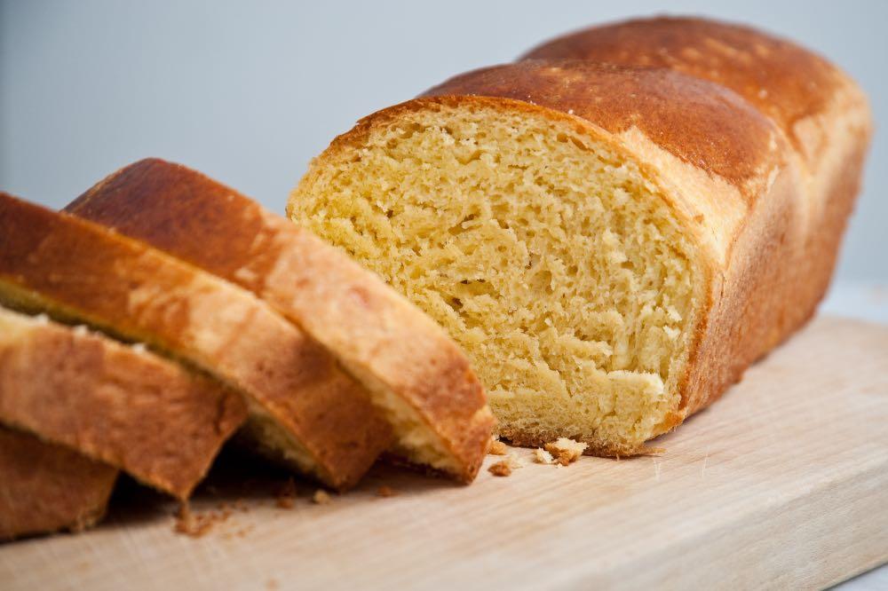 Pane giapponese al latte