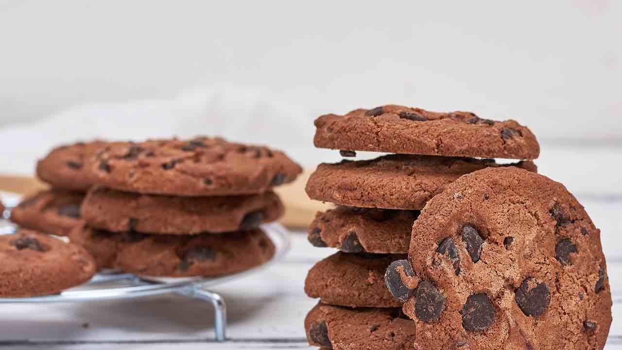 Biscotti veloci da inzuppo senza bilancia
