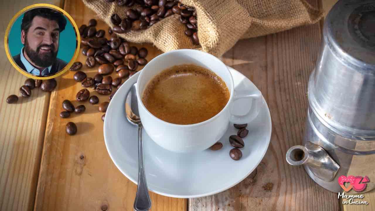 Caffè perfetto, i trucchi dello Chef