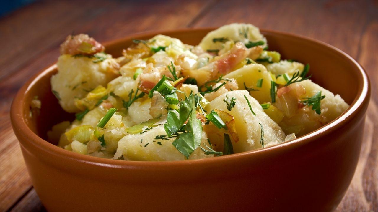 insalata patate gamberetti