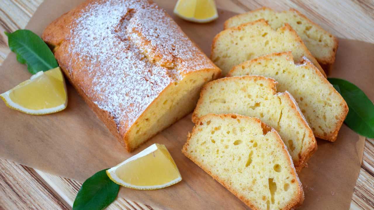 ricetta lemon cake