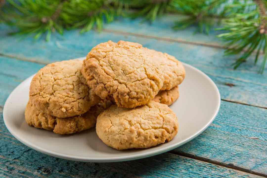 Biscotti squisiti per 50 Kcal