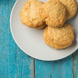 Biscotti light furbi in 5 minuti