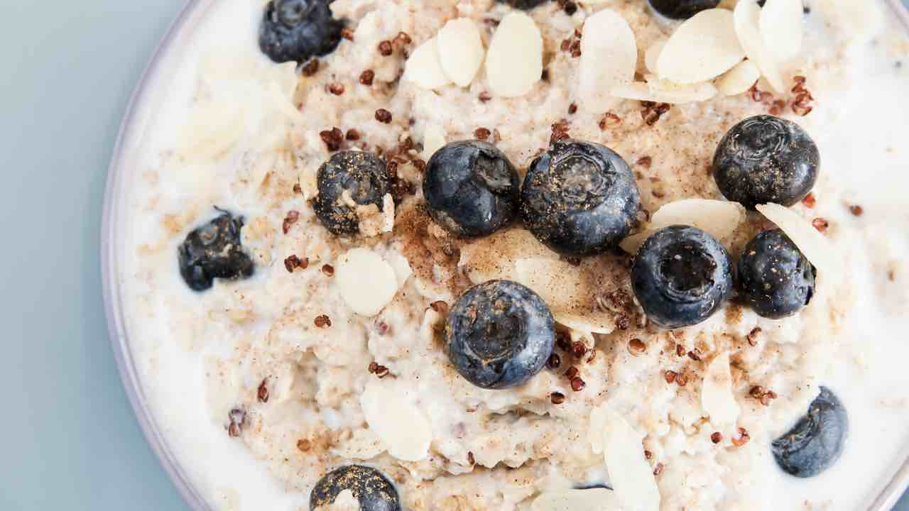porridge a casa