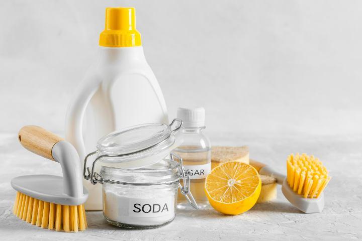 prodotti naturali pulire