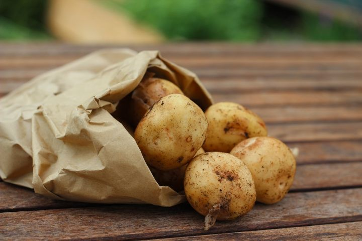 patate sacchetto