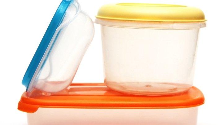 contenitori plastica
