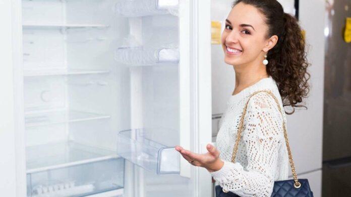 pulire frigorifero nuovo