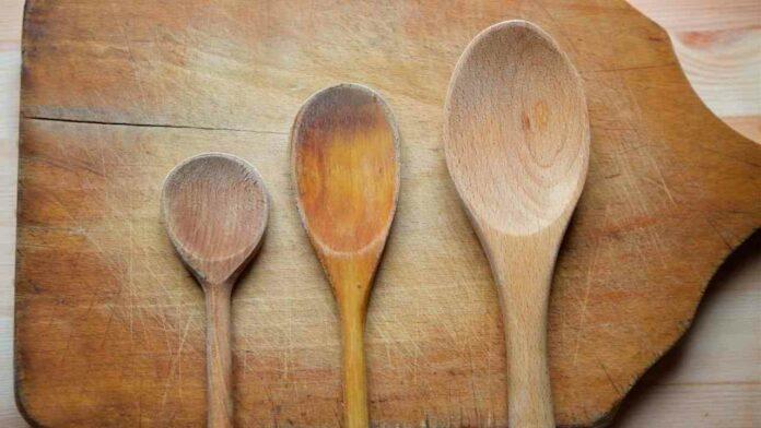 mestoli taglieri legno