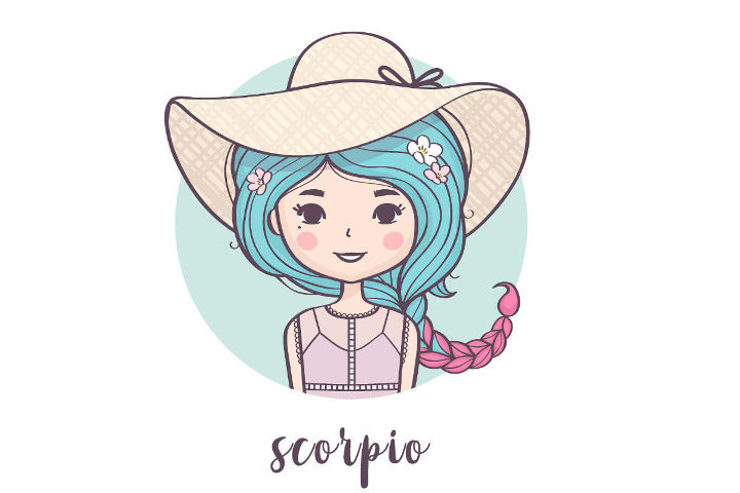 segno scorpione