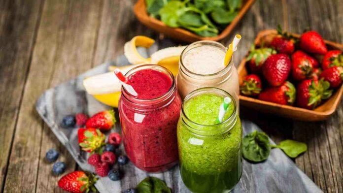 centrifuga frutta e verdura