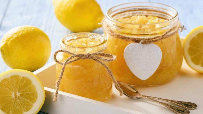 marmellata limoni