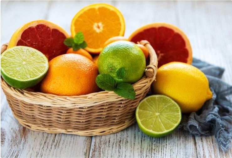 cesta frutta