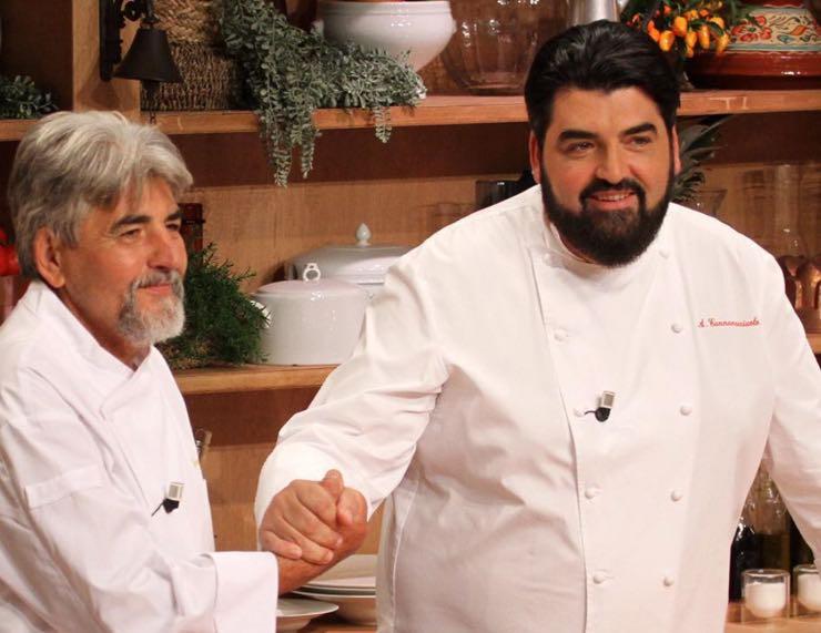 chef Cannavacciuolo e padre