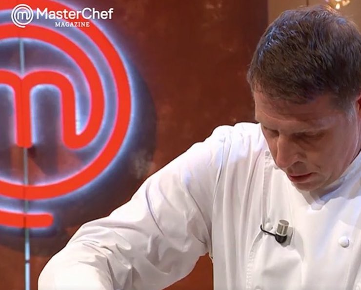 MASTERCHEF Terry Giacomello