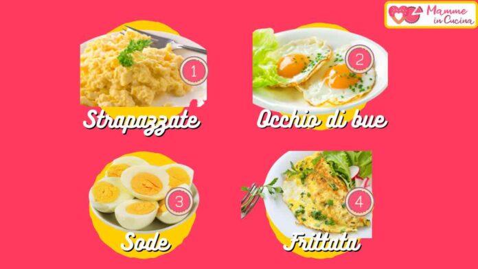test uova