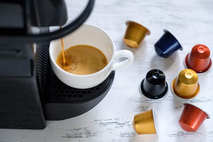 macchina espressa caffè